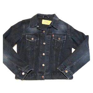 Denim jacket - girls M